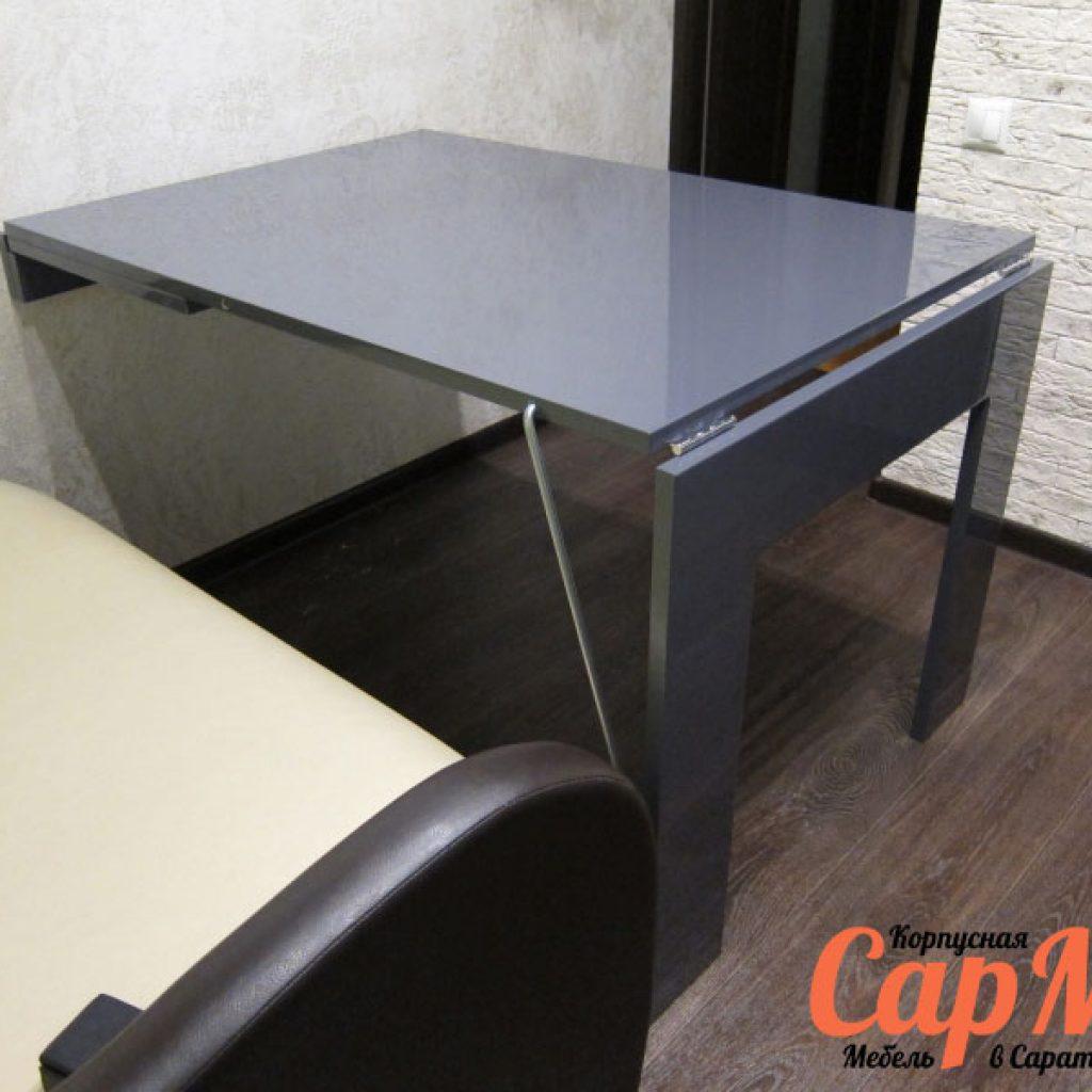 Как сделать стол прикрепленный к стене своими руками