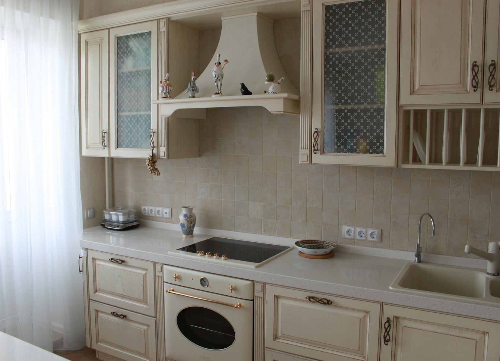 Кухни в стиле Прованс | Заказать кухню в Саратове