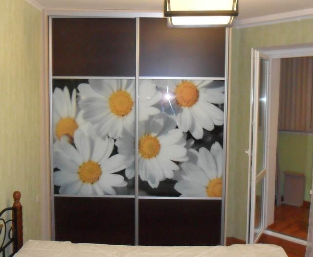 Вариант шкафов купе с фотопечатью | Мебель в Саратове