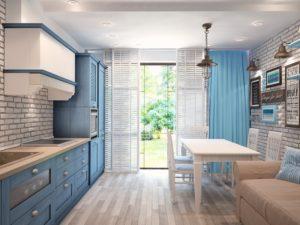 Как правильно сочетать цвета на кухне? | Мебель на заказ