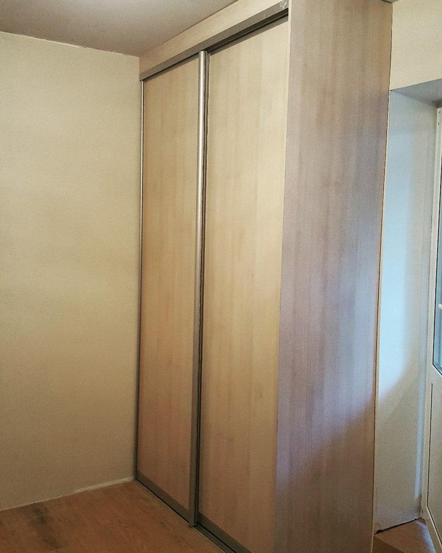 Встроенный шкаф купе - стенка