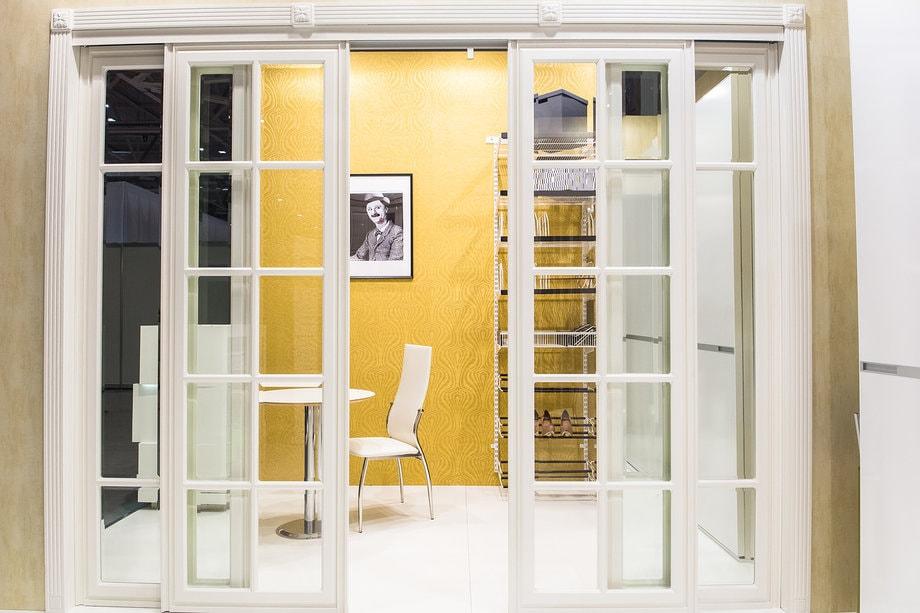 Двухсторонние двери ARISTO в классическом стиле в Саратове